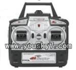 H227-21-parts-31 Remote control