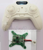 Fayee FY530 parts-06 Transmitter & Circuit board