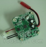 Fayee-FY550-parts-18 FY550 Circuit board,Receiver board