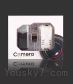 Fayee-FY550-parts-20 300,000 Pixels Camera unit