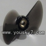 FT007-Boat-parts-01 Tail blade(1pcs)