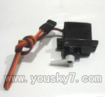 FT007-Boat-parts-09 Servo