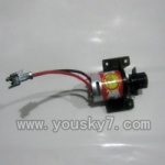 FT007-Boat-parts-15 Orignal main motor