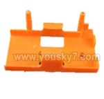FT009-parts-13 Battery holder-Orange
