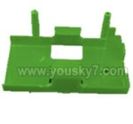FT009-parts-14 Battery holder-Green