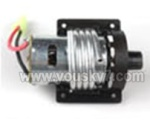 FT009-parts-16 FT009 Motor and water cooling system