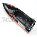 FT010 Parts-01 Bottom boat shell cover,Bottom cover