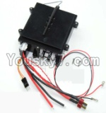 FT010 Parts-08 Receiver board,Receiver box