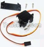 FT010 Parts-10 Servo unit
