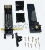 FT010 Parts-12 Steering rudder assembly
