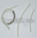 FT010 Parts-15 Cooling tube assembly