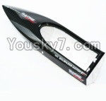 Feilun FT011 Boat Parts-02 Bottom Boat Shell cover