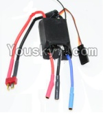 Feilun FT011 Boat Parts-16 60A Three-in-one Brushless ESC