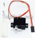 Feilun FT011 Boat Parts-17 18g Servo