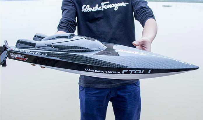 Feilun FT011 boat-Brushless motor Hight speed boat rc racing boat