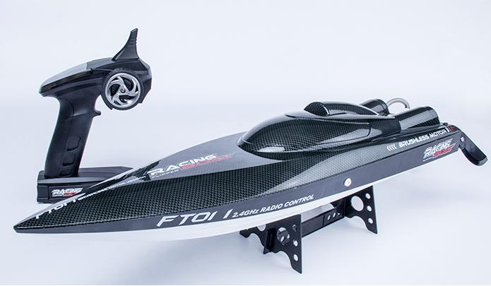 Feilun FT011 RC Boat-Brushless motor Hight speed boat rc racing boat