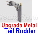 Feilun FT011 Upgrade Parts-Upgrade Metal Tail Rudder(1 set)