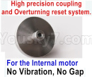 Feilun FT011 Upgrade Parts-High precision coupling and Overturning reset system-For the Internal motor-No Vibration, No Gap