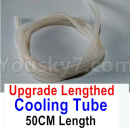 Feilun FT011 Upgrade Parts-Upgrade Lengthed Cooling Tube-50CM Length