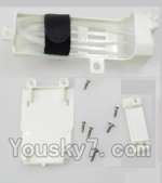 Feilun FT012 parts-16 Battery slot unit