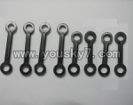 FX060-parts-12 Long Connect buckle(4pcs) & Short connect buckle(4pcs)