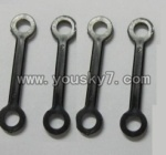 FX060-parts-13 Long Connect buckle(4pcs)