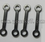 FX037-helicopter-parts-08 Long Connect buckle(4pcs)