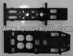 FX037-helicopter-parts-26 Upper Main frame & Lower main frame