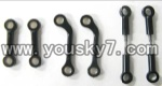 FX052-parts-11 Connect buckle(6pcs)