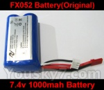 FX052-parts-16 Official 7.4v 1000mah 15c Battey