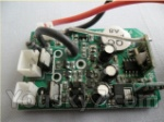 FX052-parts-28 Circuit board,Receiver board