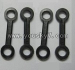 FX060-parts-14 Short connect buckle(4pcs)