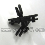 FX061-parts-06 Upper main grip set unit with head for the inner shaft