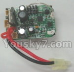 Feilun toys FX067 FX067C parts-33 Circuit board