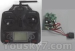 FX070C-parts-21 Transmitter & Circuit board
