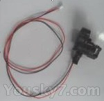 FX070C-parts-29 Tail unit(Include Tail motor,Tail gear and tail cover)