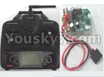 FX071-parts-21 Transmitter & Circuit board