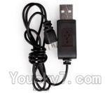 Feilun FX076 Parts-25 USB Charge Cable
