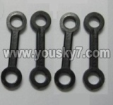 FX078-parts-13 Short connect buckle(4pcs)