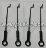 FX078-parts-14 Steering gear lever(4PCS)
