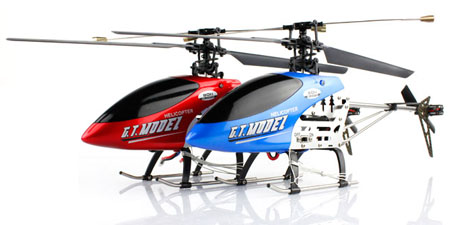 GT Model 9011 helicopter and GT 9011 parts