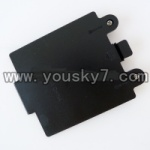 QS8008-helicopter-09-parts Cover for battery