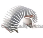 QS8008-helicopter-15-parts Motor heat sink