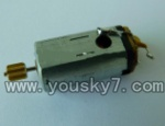 QS8008-helicopter-19-parts Tail motor