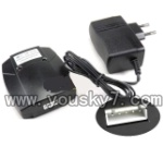 QS8008-helicopter-36-parts Charger & Balance charger