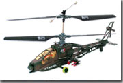 GT 678 helicopter and GT Model 678
