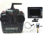HJ Toys W606-3 Parts,HuaJun Toys W606-3 Parts-36 Transmitter & 5.8G Image transmission Display,transmittt board and wire