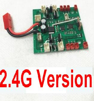 HJ Toys W606-3 Parts,HuaJun Toys W606-3 Parts-38 Circuit Board,Receiver board