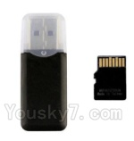 HJ Toys W606-3 Parts,HuaJun Toys W606-3 Parts-42 USB Reader and Memory Card