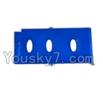 HuaJun Toys W609-7 W609-8 Parts-15-02 Battery Cover-Blue